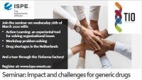 Impact and challenges for generic drugs (cancelled)